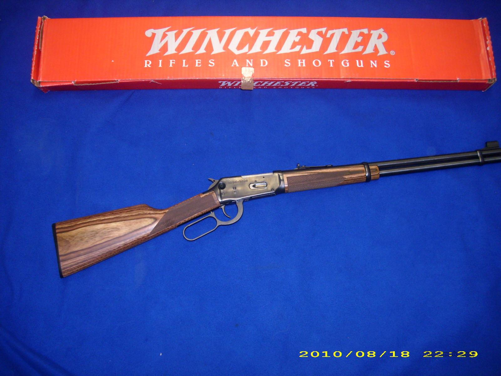 Winchester Model 94AE 30-30Win.   Guns > Rifles > Winchester Rifles - Modern Lever > Model 94 > Post-64