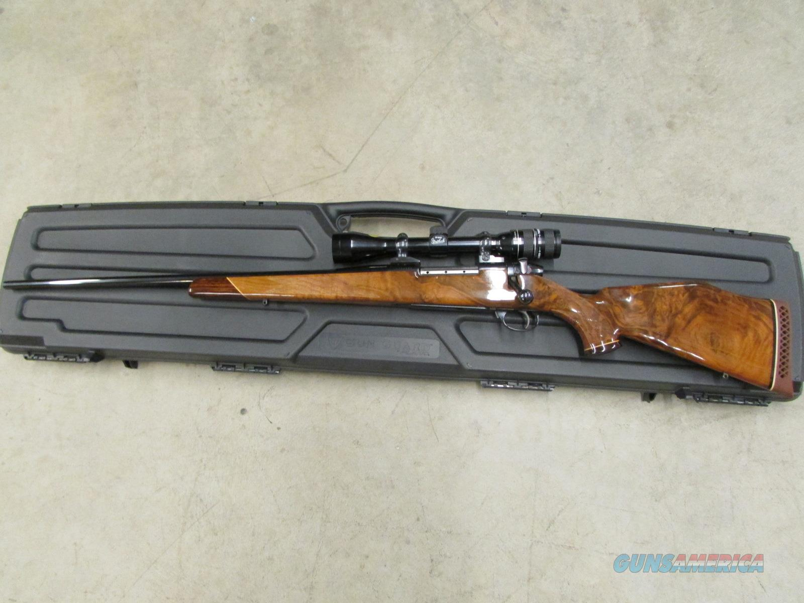 Vintage Weatherby Mark V Deluxe Left Handed .240 Wby. Magnum w/ Scope  Guns > Rifles > Weatherby Rifles > Sporting