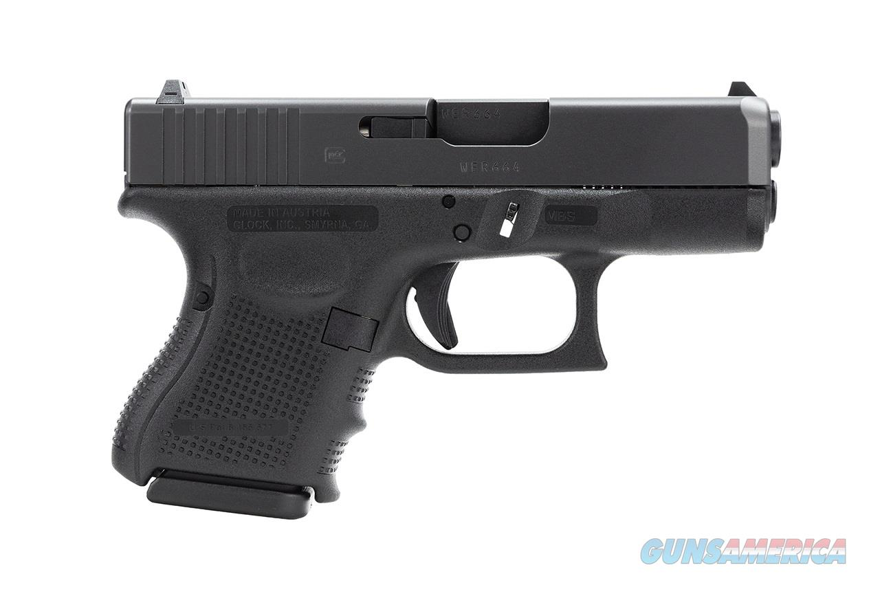 Glock 26 GEN 4 SUB-COMPACT 9mm Luger PG2650201  Guns > Pistols > Glock Pistols > 26/27