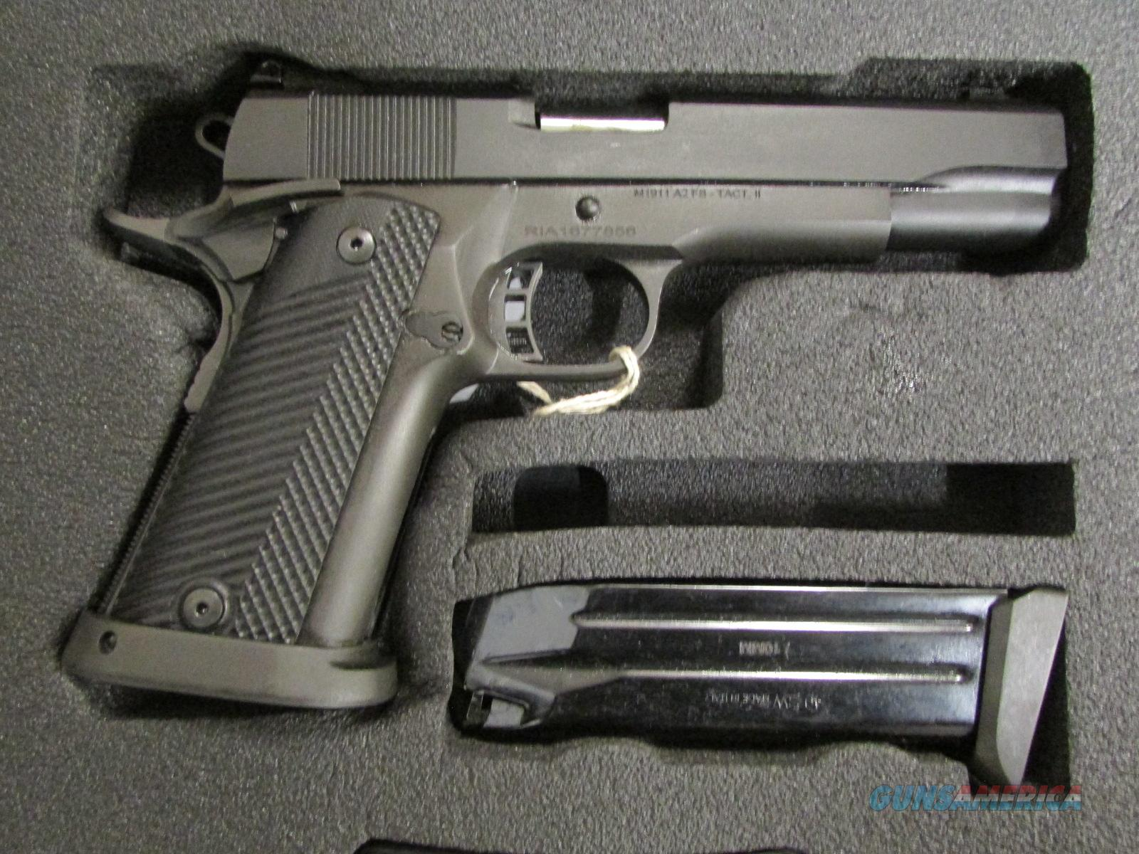 Armscor Rock Island ROCK Ultra FS HC 1911 10mm  Guns > Pistols > Armscor Pistols > Rock Island
