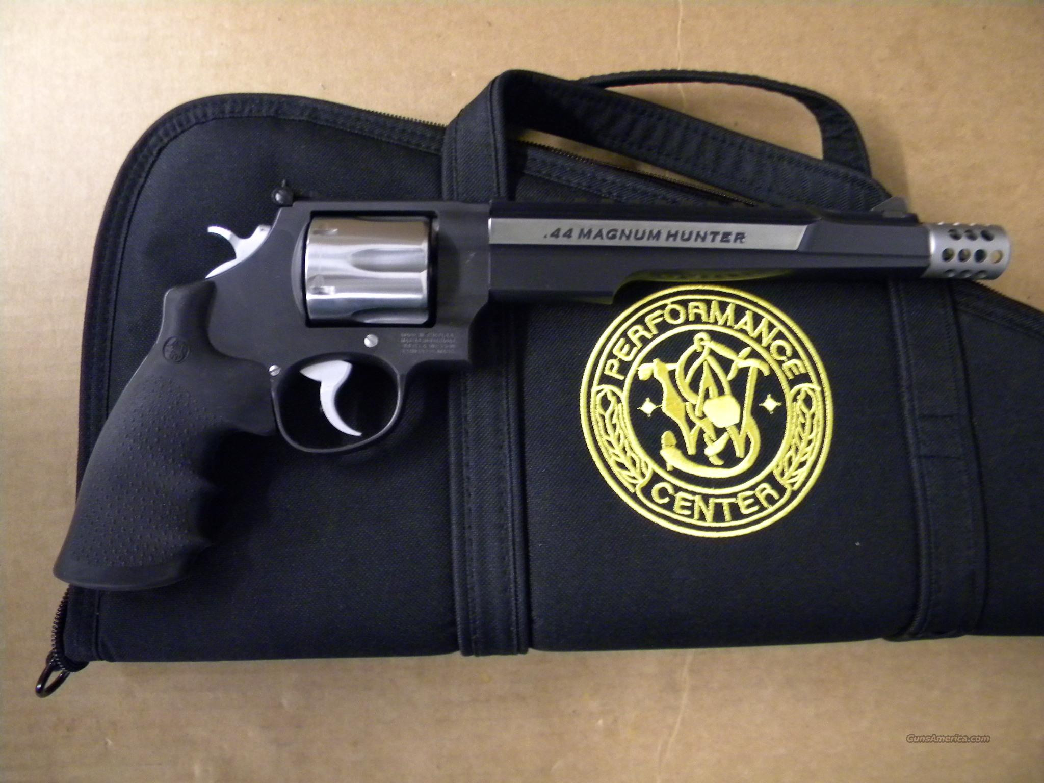 Smith & Wesson Model 629 Performance Center Hunter .44 Magnum  Guns > Pistols > Smith & Wesson Revolvers > Model 629