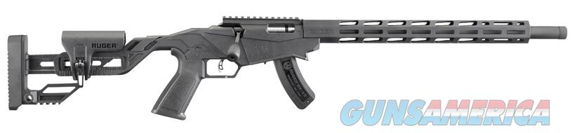 """Ruger Precision Rimfire Rifle .22 LR 18"""" Threaded 15 Rds 8400   Guns > Rifles > Ruger Rifles > Precision Rifle Series"""