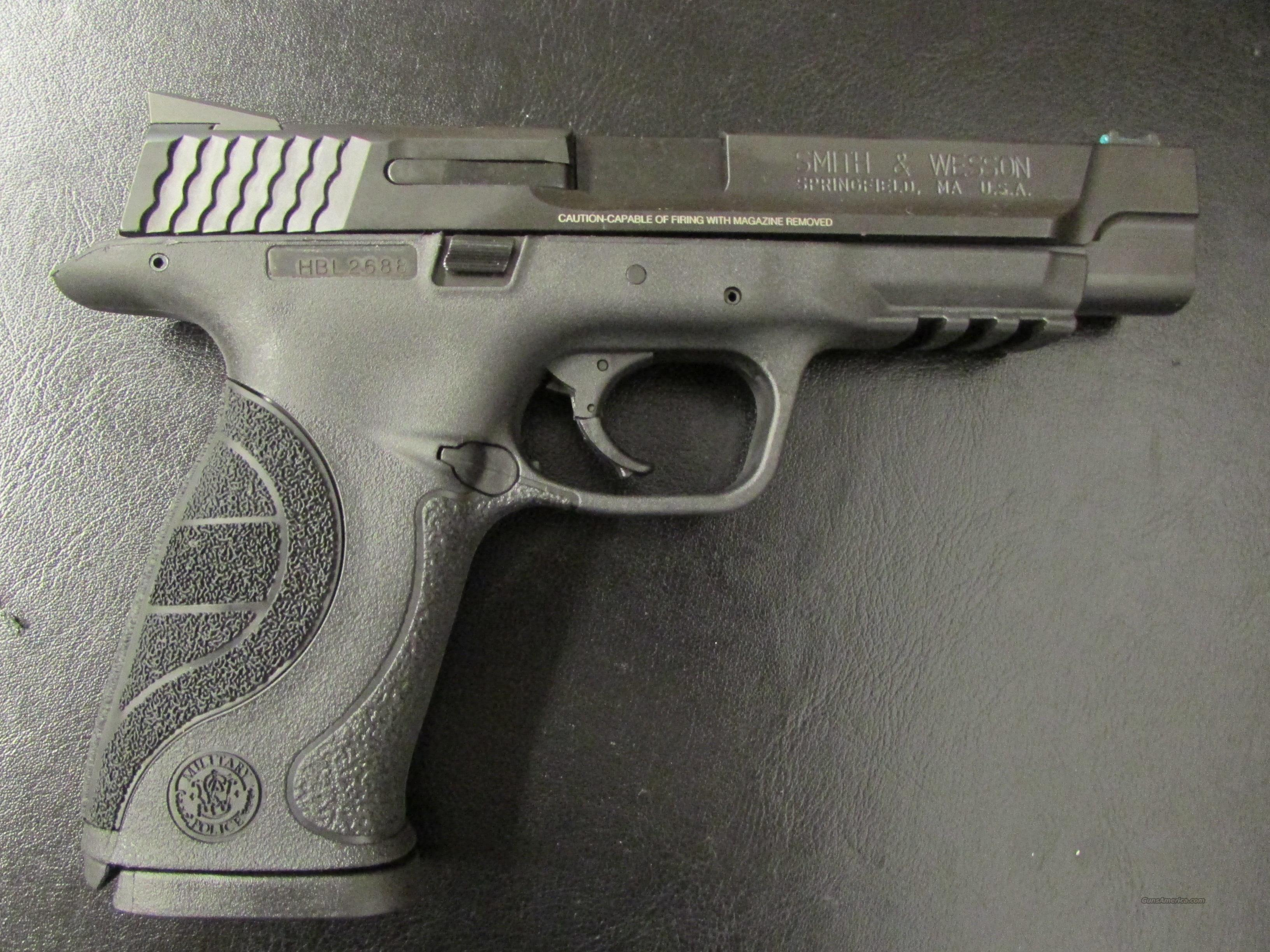 "Smith & Wesson Model M&P9 Pro Series 5"" 9mm  Guns > Pistols > Smith & Wesson Pistols - Autos > Polymer Frame"