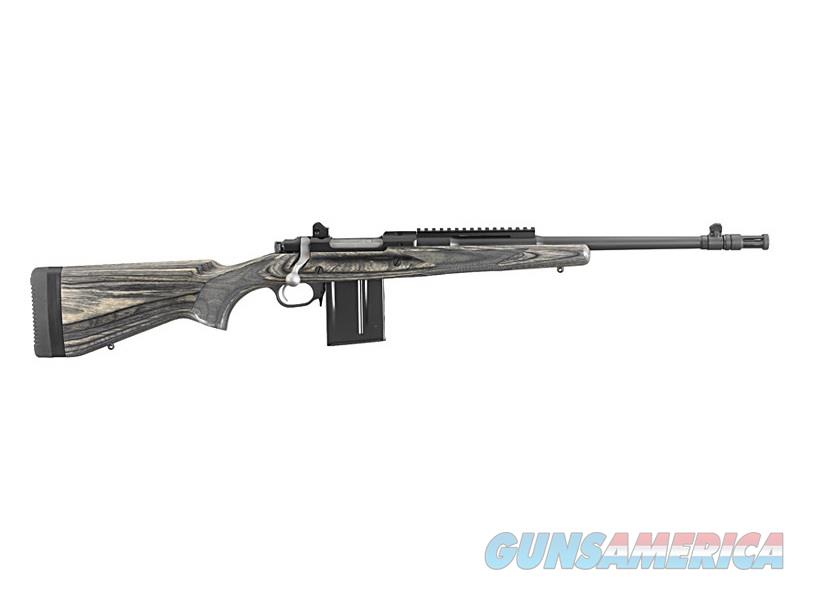 "Ruger Gunsite Scout .308 Winchester 16.10"" Threaded 10 Rds 6803   Guns > Rifles > Ruger Rifles > Model 77"