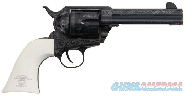 "Traditions 1873 SA Liberty Model .45 LC 4.75"" Engraved SAT73-122LIB   Guns > Pistols > Traditions Pistols"