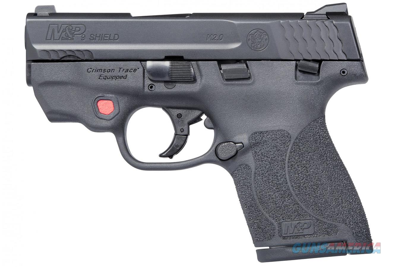 "Smith & Wesson M&P9 M2.0 CT Red Laser 9mm 3.1"" 11671   Guns > Pistols > Smith & Wesson Pistols - Autos > Polymer Frame"