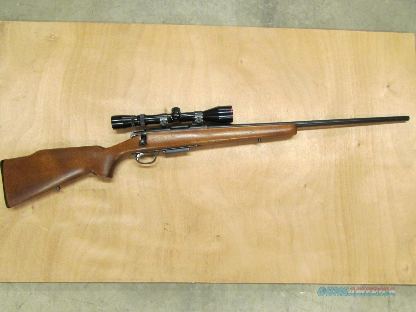 1976 Remington Model 788 Bolt-Action .223 Rem. w/ Scope  Guns > Rifles > Remington Rifles - Modern > Bolt Action Non-Model 700 > Sporting