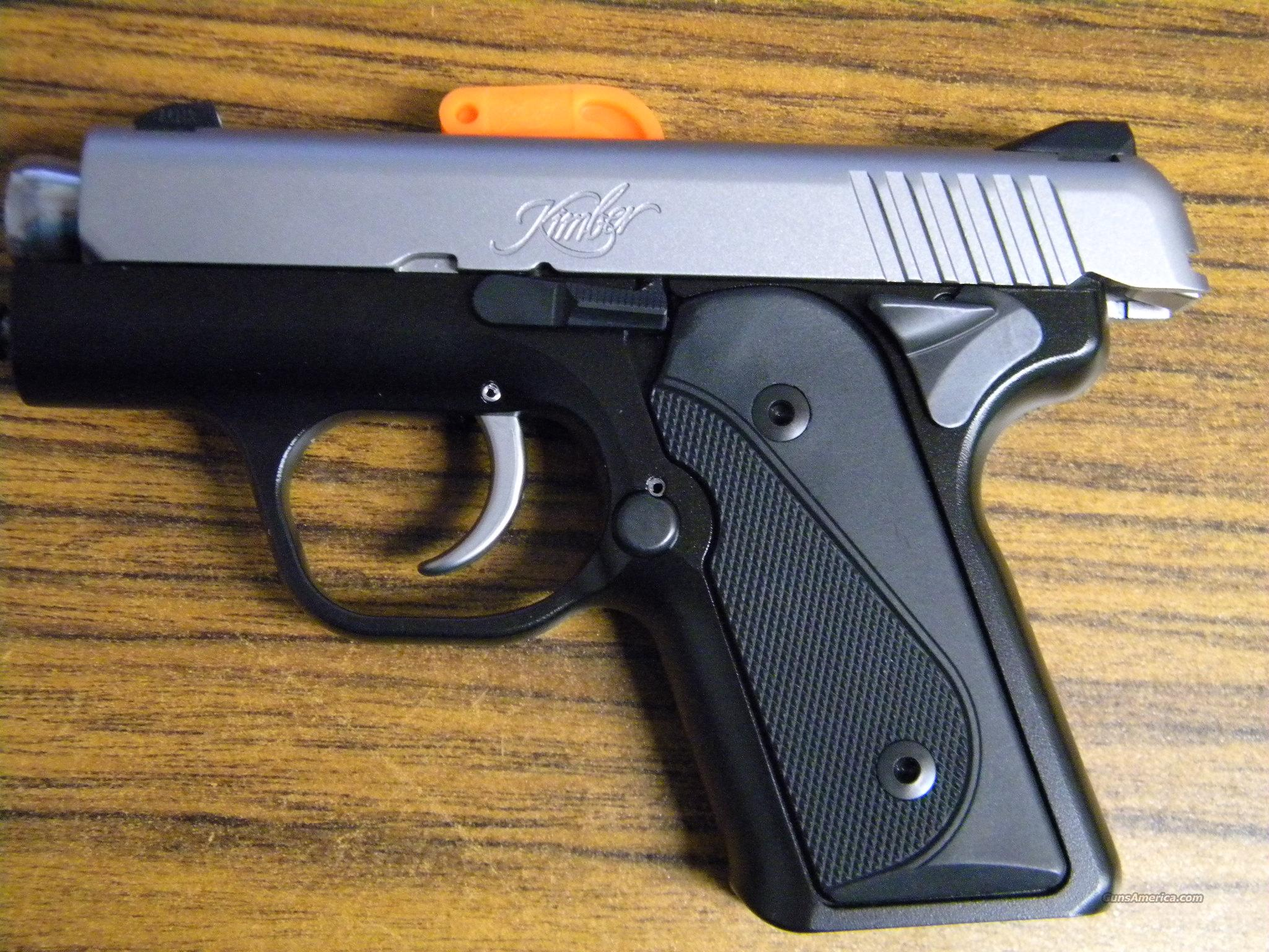 Kimber Solo Carry 9mm 2-Tone  Guns > Pistols > Kimber of America Pistols