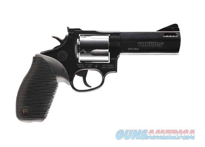 "TAURUS 44 BLUED 4"" TRACKER .44 MAGNUM 2-440041TKR  Guns > Pistols > Taurus Pistols > Revolvers"