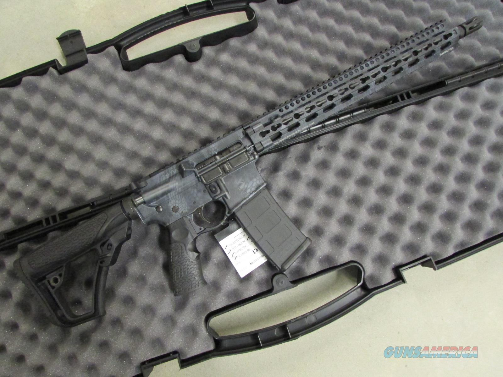 Daniel Defense M4 V11 DDM4V11 (Kryptec Typhon) 5.56 NATO 02-151-05148-047  Guns > Rifles > Daniel Defense > Complete Rifles