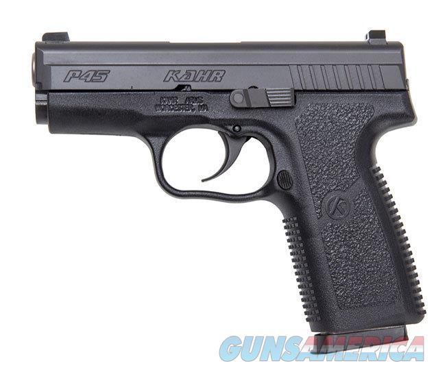 """Kahr Arms P45 .45 ACP 3.54"""" Black 6 Rds KP4544N   Guns > Pistols > Kahr Pistols"""