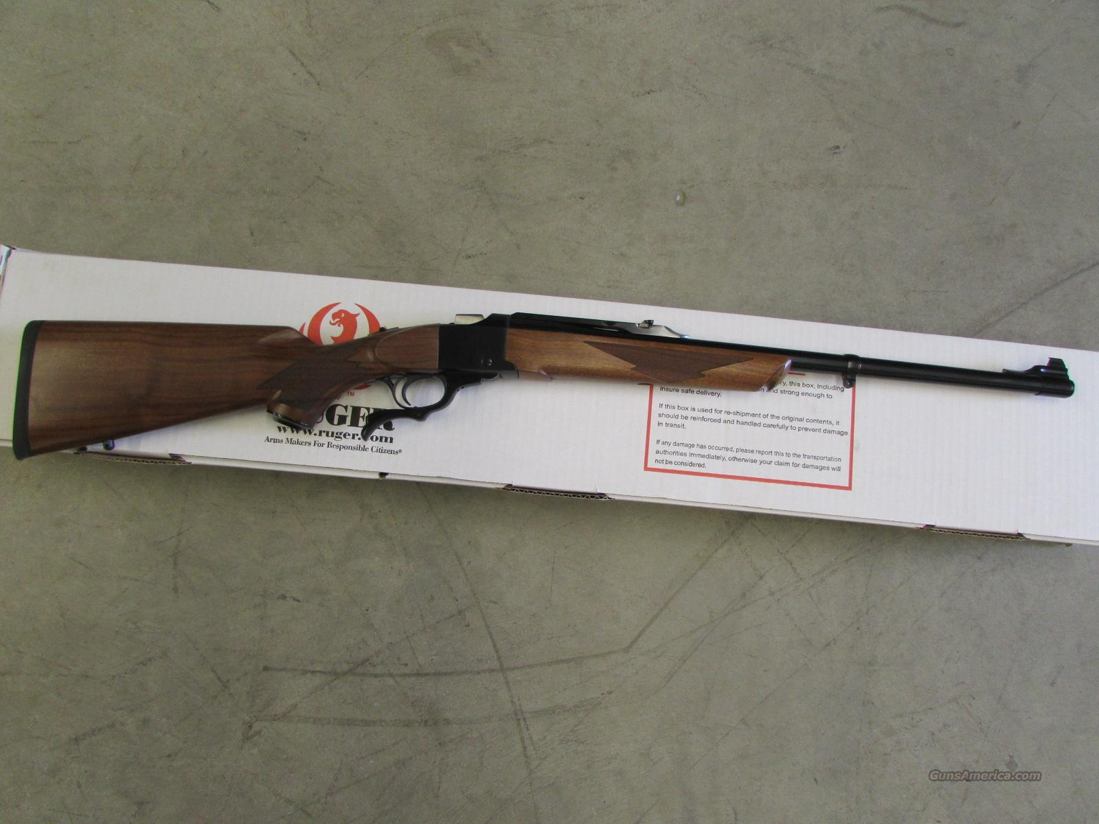 Ruger Number 1 Medium Sporter Walnut Stock 9.3X62mm Mauser  Guns > Rifles > Ruger Rifles > #1 Type