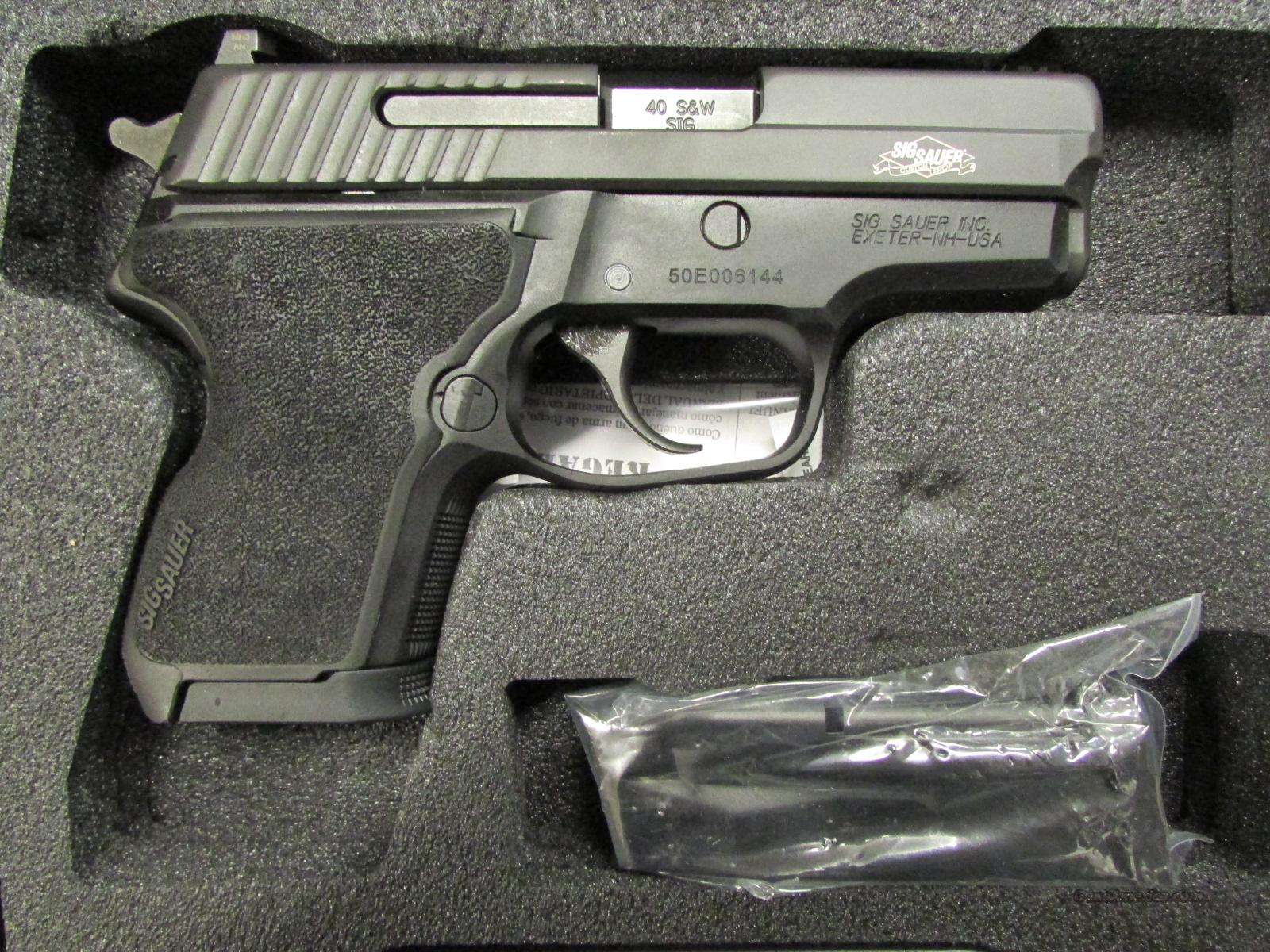 Sig Sauer P224 SAS .40 S&W  Guns > Pistols > Sig - Sauer/Sigarms Pistols > Other