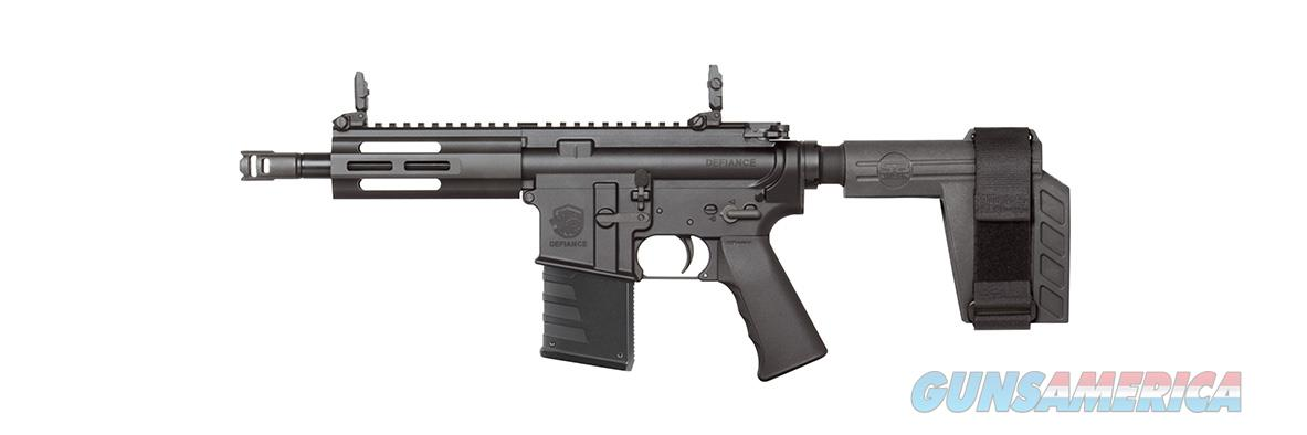 "Kriss Defiance DMK22P SB Pistol .22 LR 8"" TB Black 15 Rds DM22-PSBBL00   Guns > Pistols > Kriss Tactical Pistols"