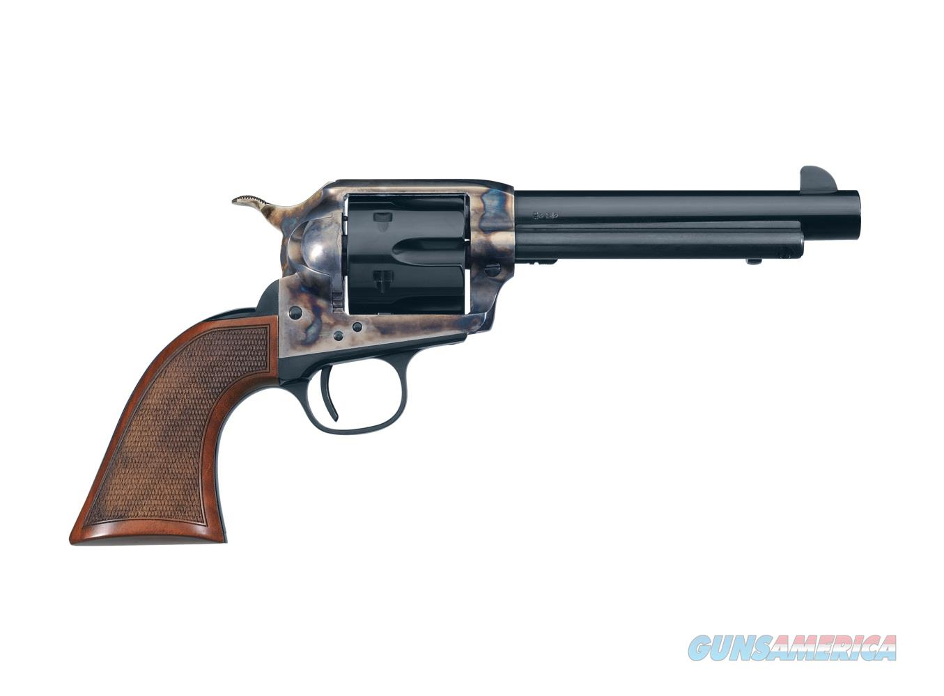 "UBERTI 1873 CATTLEMAN EL PATRON COMPETITION 5.5"" .45 COLT  345181  Guns > Pistols > Uberti Pistols > Ctg."