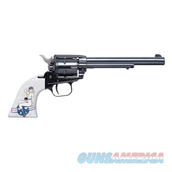 """Heritage Rough Rider Pin Up Girls .22 LR 6.5"""" RR22B6-PINUP1   Guns > Pistols > Heritage"""