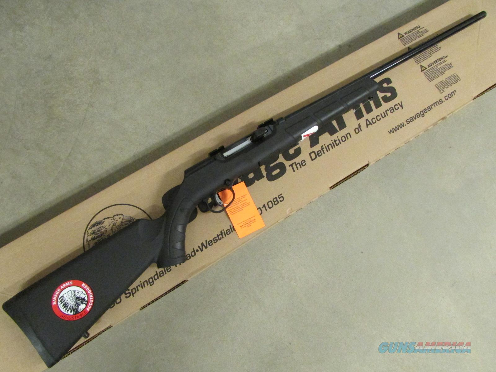 "Savage Arms Model A17 22"" Black Semi-Auto .17 HMR 47001  Guns > Rifles > Savage Rifles > Other"