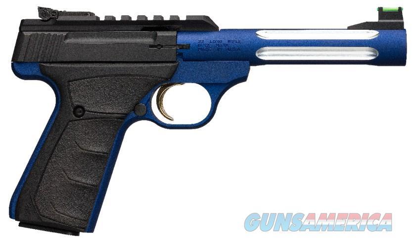 Browning Buck Mark Plus Blue Lite .22 LR 051539490   Guns > Pistols > Browning Pistols > Buckmark