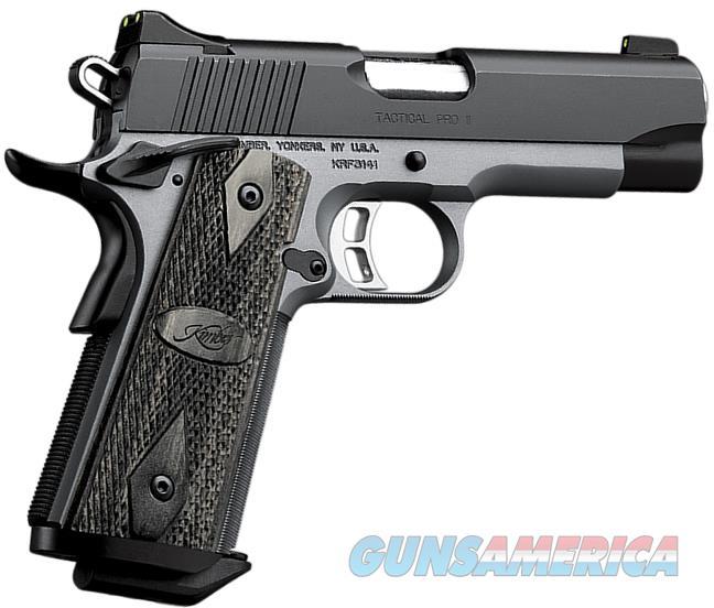 "Kimber Tactical Pro II 9mm 5"" Tritium Night Sights 3200120  Guns > Pistols > Kimber of America Pistols > 1911"