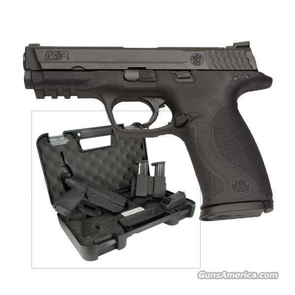 Smith & Wesson M&P 9mm Carry and Range Kit  Guns > Pistols > Smith & Wesson Pistols - Autos > Polymer Frame