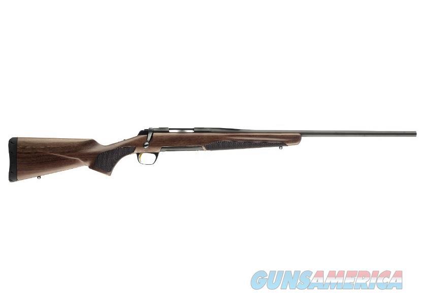 "Browning X-Bolt Hunter .375 H&H Mag 24"" Walnut 035208132   Guns > Rifles > Browning Rifles > Bolt Action > Hunting > Blue"