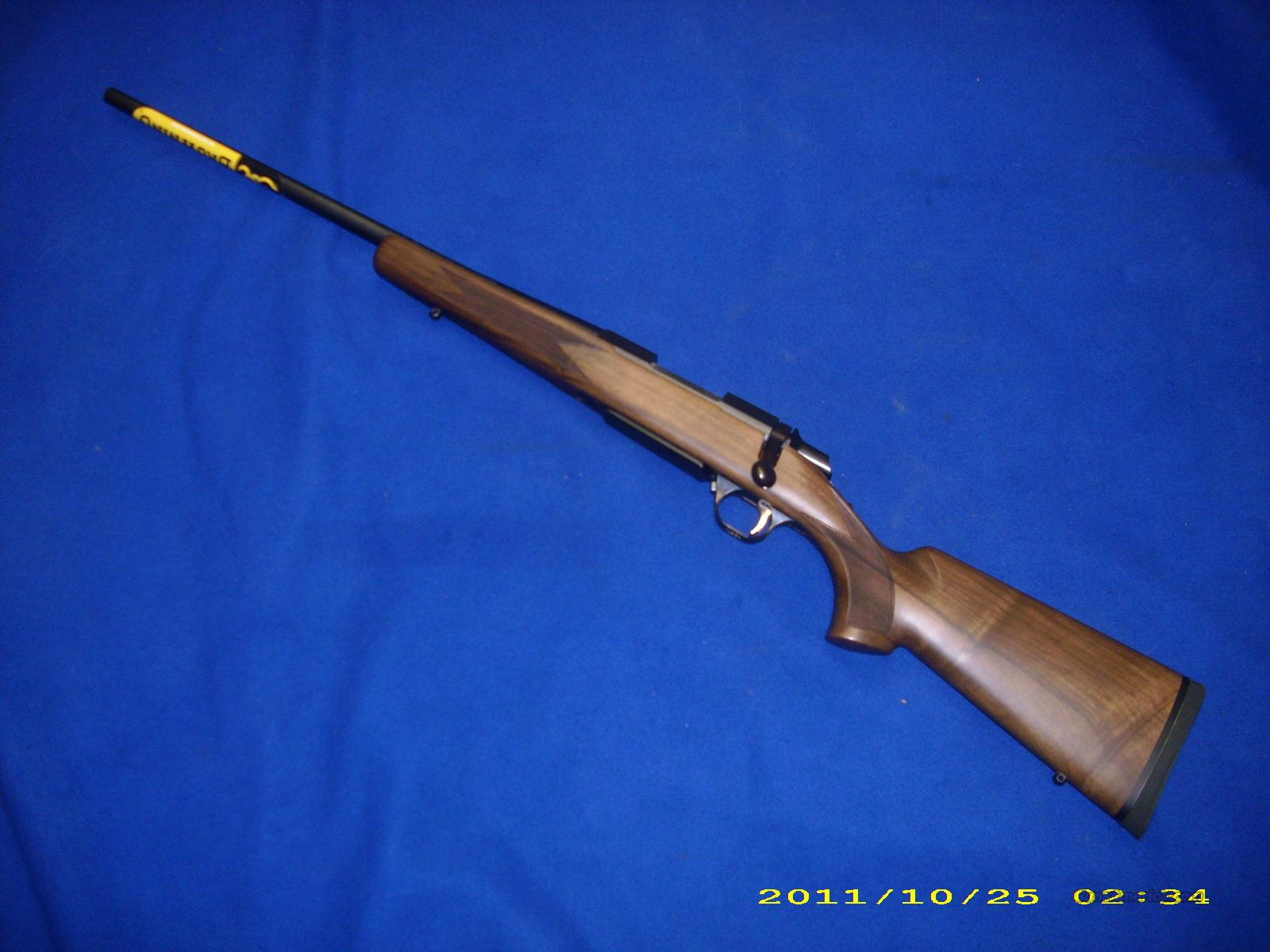 Browning A-Bolt LH 308 Cal  Guns > Rifles > Browning Rifles > Bolt Action > Hunting > Blue