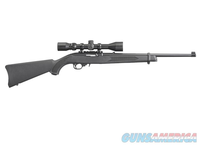 "Ruger 10/22 Carbine .22 LR 18.5"" BBL w/Weaver Scope 21194  Guns > Rifles > Ruger Rifles > 10-22"