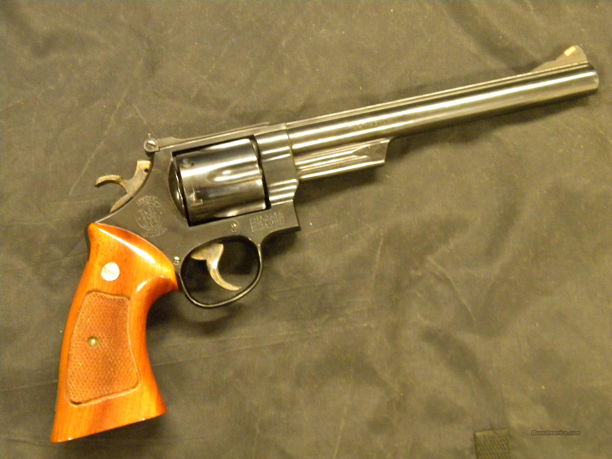 USED SMITH AND WESSON 29-3 44MAG  Guns > Pistols > Smith & Wesson Revolvers > Full Frame Revolver