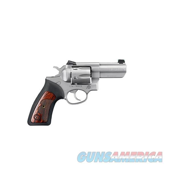 "Ruger GP100 Stainless TALO .357 Mag 3"" 1752  Guns > Pistols > Ruger Double Action Revolver > GP100"