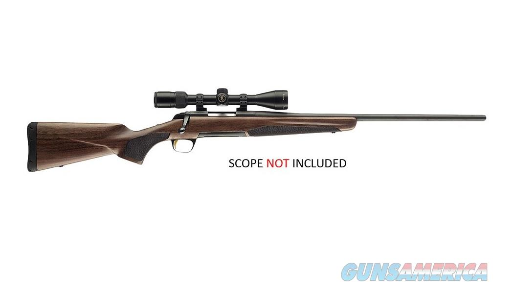 Browning X-Bolt Hunter Walnut Stock Blued .308 Winchester 035208218  Guns > Rifles > Browning Rifles > Bolt Action > Hunting > Blue
