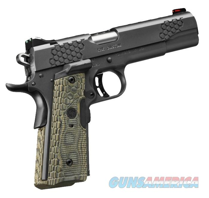 "Kimber KHX Custom 9mm 5"" Fiber Optic LG 3000359   Guns > Pistols > Kimber of America Pistols > 1911"