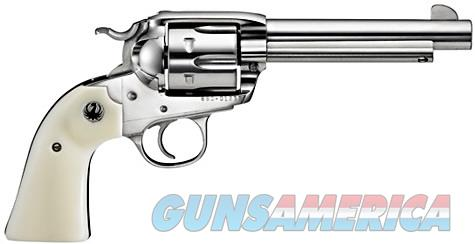 "Ruger Vaquero Bisley .45 Colt 5.5"" Simulated Ivory 6Rd 5129   Guns > Pistols > Ruger Single Action Revolvers > Cowboy Action"
