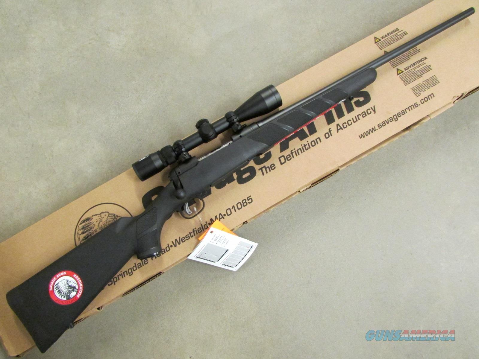 Savage 11/111 Trophy Hunter XP 7mm-08 Rem w/ 3-9x40 Scope 19681   Guns > Rifles > Savage Rifles > 10/110