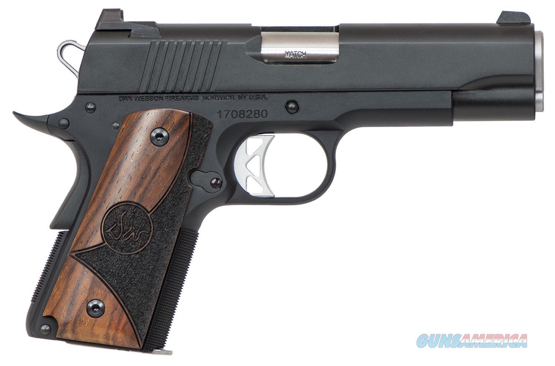 """CZ-USA Dan Wesson Vigil CCO .45 ACP 4.25"""" 01836   Guns > Pistols > Dan Wesson Pistols/Revolvers > 1911 Style"""