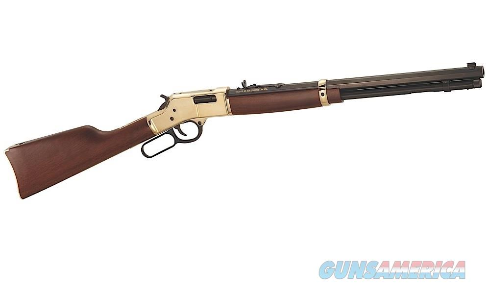 "Henry Big Boy Classic .327 Fed Mag/.32 H&R 20"" Oct H006M327   Guns > Rifles > Henry Rifle Company"