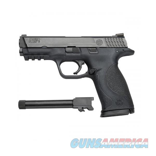 SMITH & WESSON M&P9 THREADED BARREL KIT 9mm LUGER 150922  Guns > Pistols > Smith & Wesson Pistols - Autos > Polymer Frame
