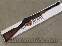 Henry .30-30 Win. Lever-Action Rifle Steel Round Barrel  Guns > Rifles > Henry Rifle Company