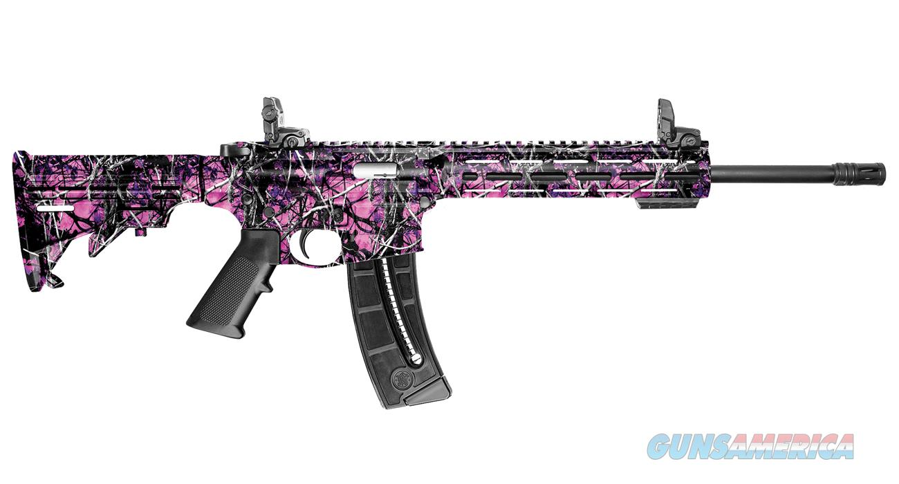 Smith & Wesson M&P15-22 Sport M-LOK .22 LR Muddy Girl 10212   Guns > Rifles > Smith & Wesson Rifles > M&P