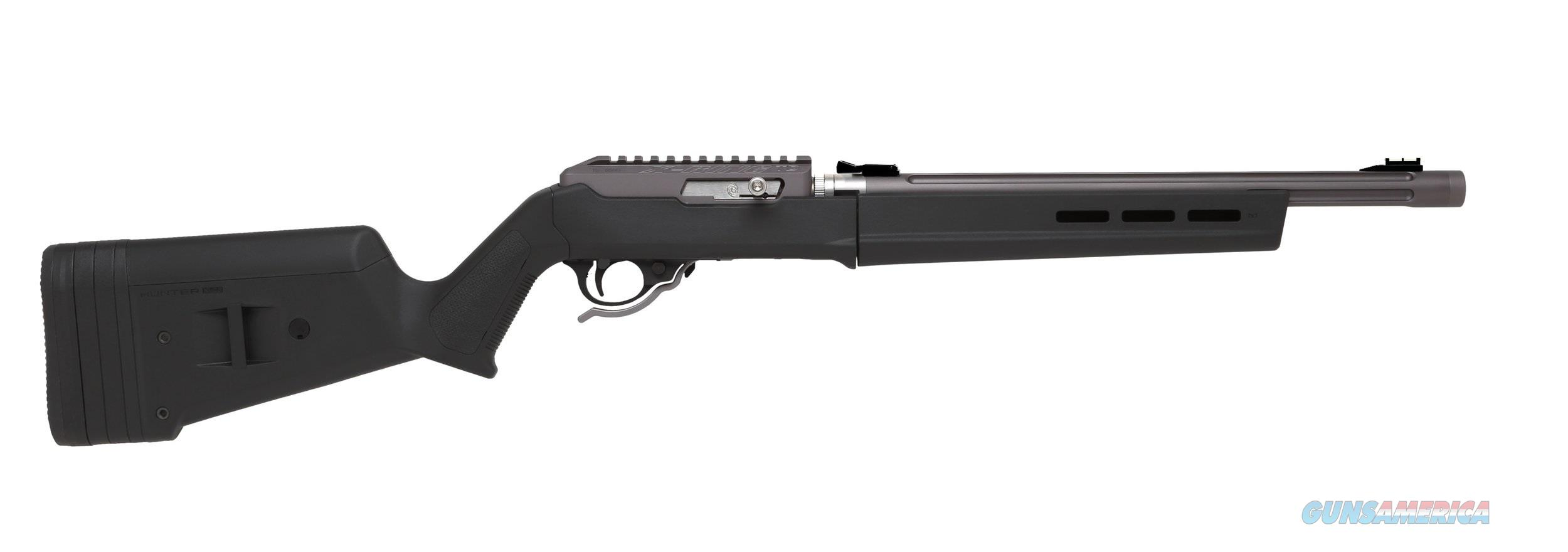 Tactical Solutions X-Ring Takedown Magpul .22 LR Gun Metal/Black TD-GMG-B-M-BLK   Guns > Rifles > Ruger Rifles > 10-22
