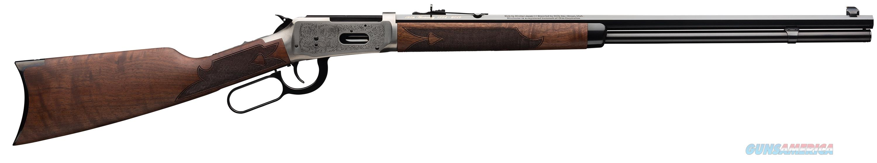 "Winchester Model 94 125th Anniversary High Grade .30-30 Win 24"" 534268114   Guns > Rifles > Winchester Rifles - Modern Lever > Model 94 > Post-64"