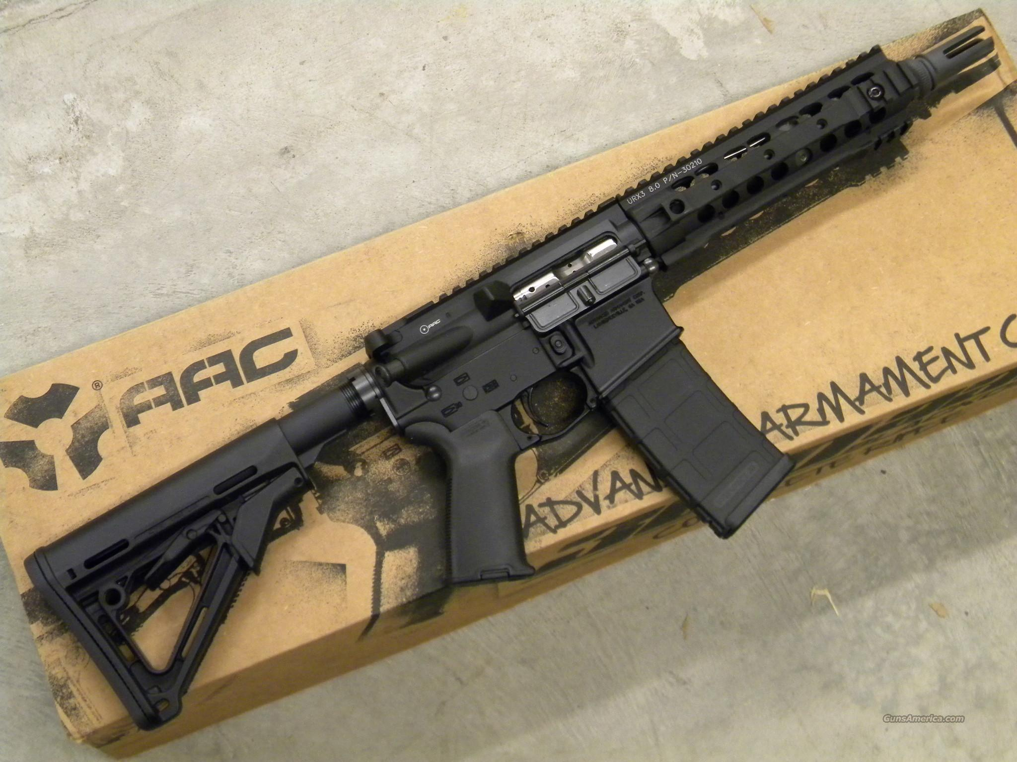 "AAC MPW .300 Blackout 9"" Barrel SBR AR-15  Guns > Rifles > AR-15 Rifles - Small Manufacturers > Complete Rifle"