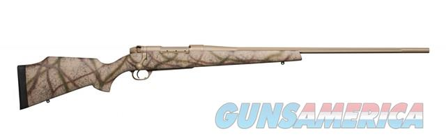 "Weatherby Mark V Outfitter FDE 22"" 6.5 Creedmoor MODS65CMR2O  Guns > Rifles > Weatherby Rifles > Sporting"