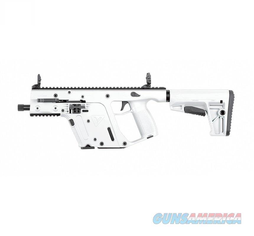 KRISS Vector Gen II SBR 10mm Alpine White SKU: ... For Sale