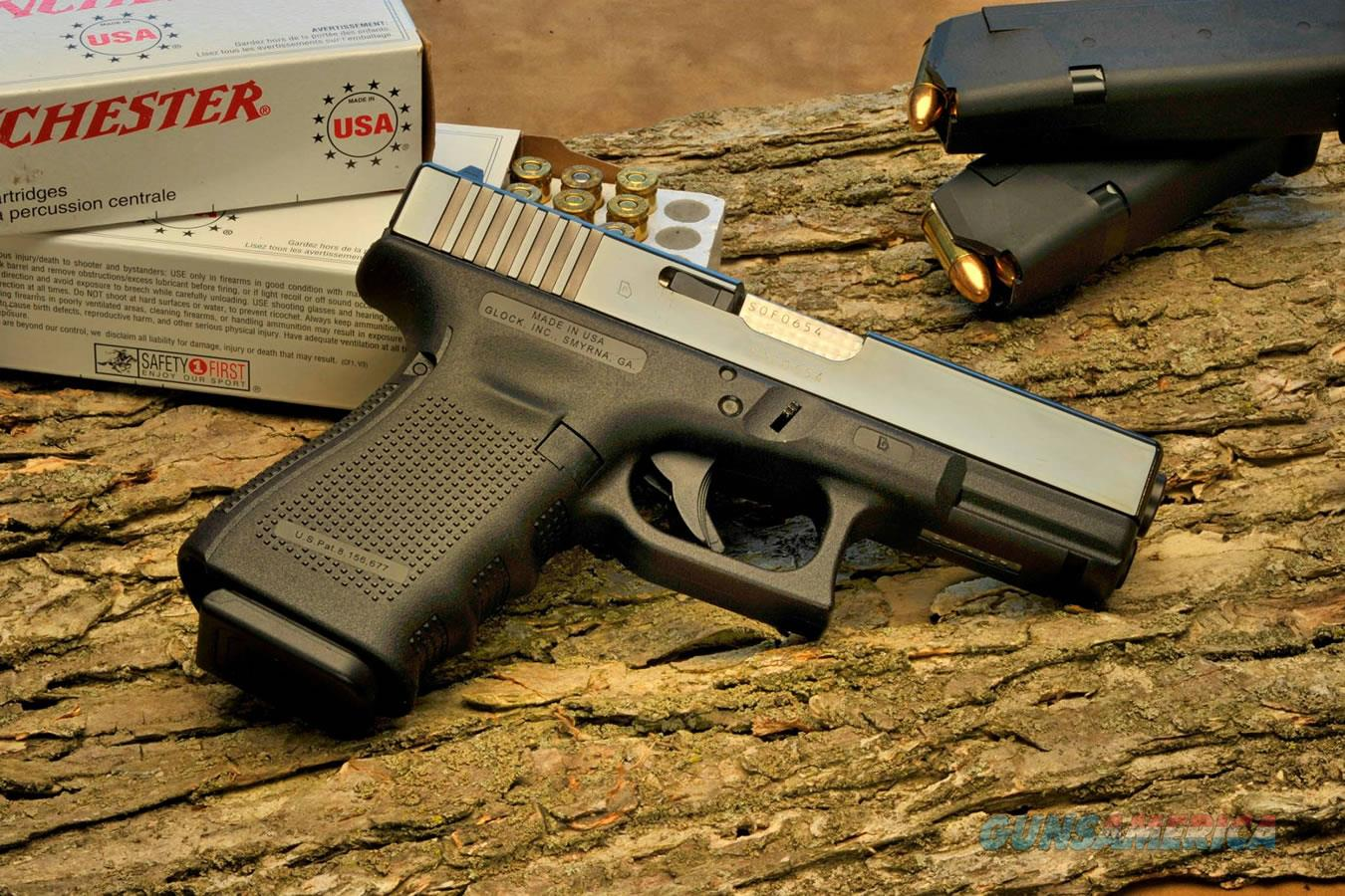 Glock 19 Gen4 9mm Special Operations Forces TALO UG1950204SO   Guns > Pistols > Glock Pistols > 19