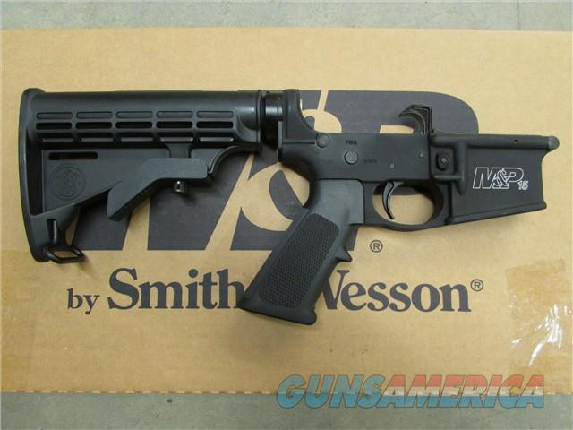 Smith & Wesson M&15 COMPLETE AR-15 M4 LOWER SKU: SW - LOWER  Guns > Rifles > Smith & Wesson Rifles > M&P