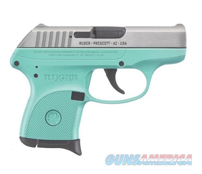 """Ruger LCP .380 Auto Turquoise TALO 2.75"""" 6 Rd 3745  Guns > Pistols > Ruger Semi-Auto Pistols > LCP"""