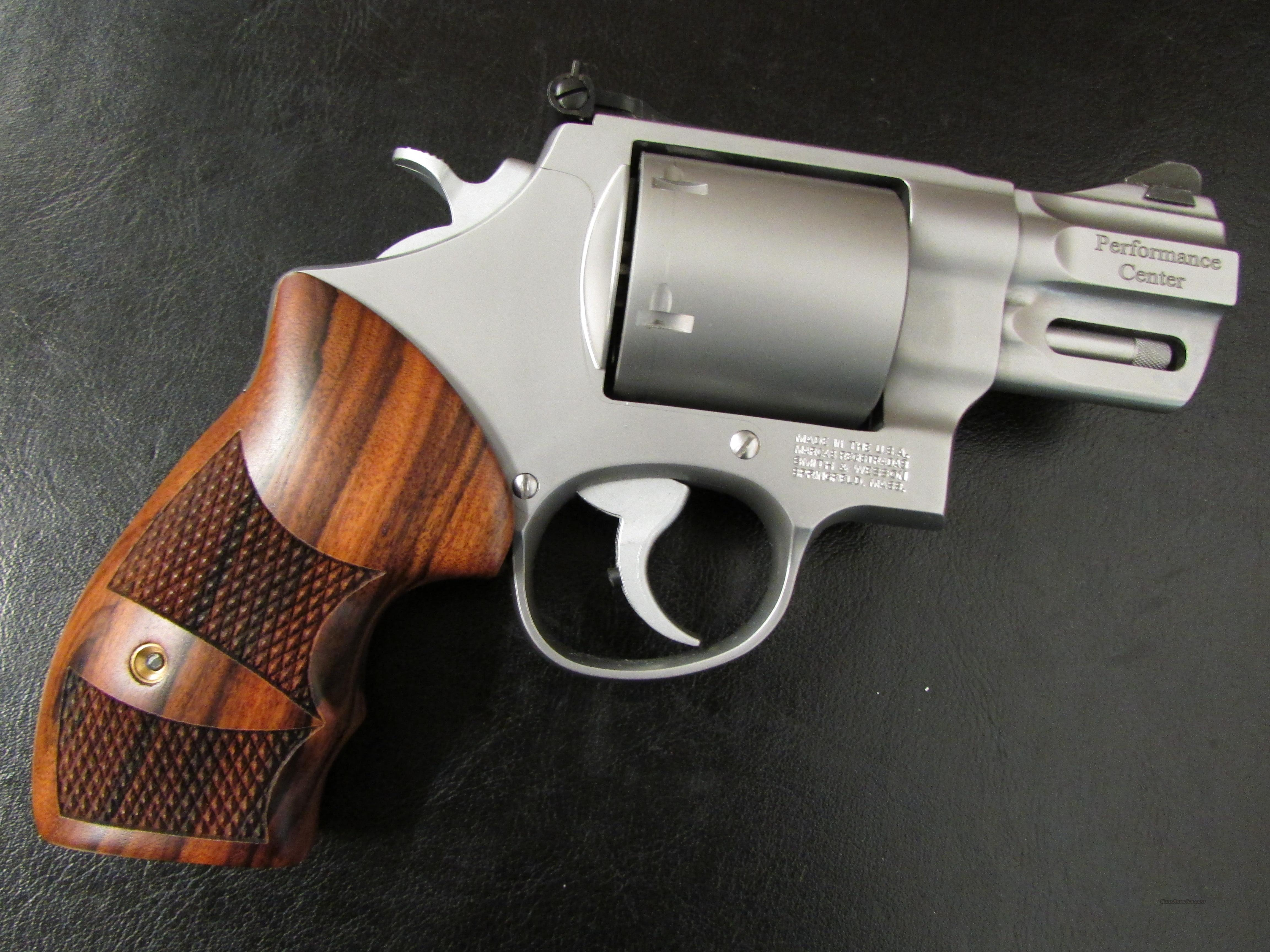 "Smith & Wesson Performance Center Model 629 2 5/8"" .44 Magnum  Guns > Pistols > Smith & Wesson Revolvers > Performance Center"