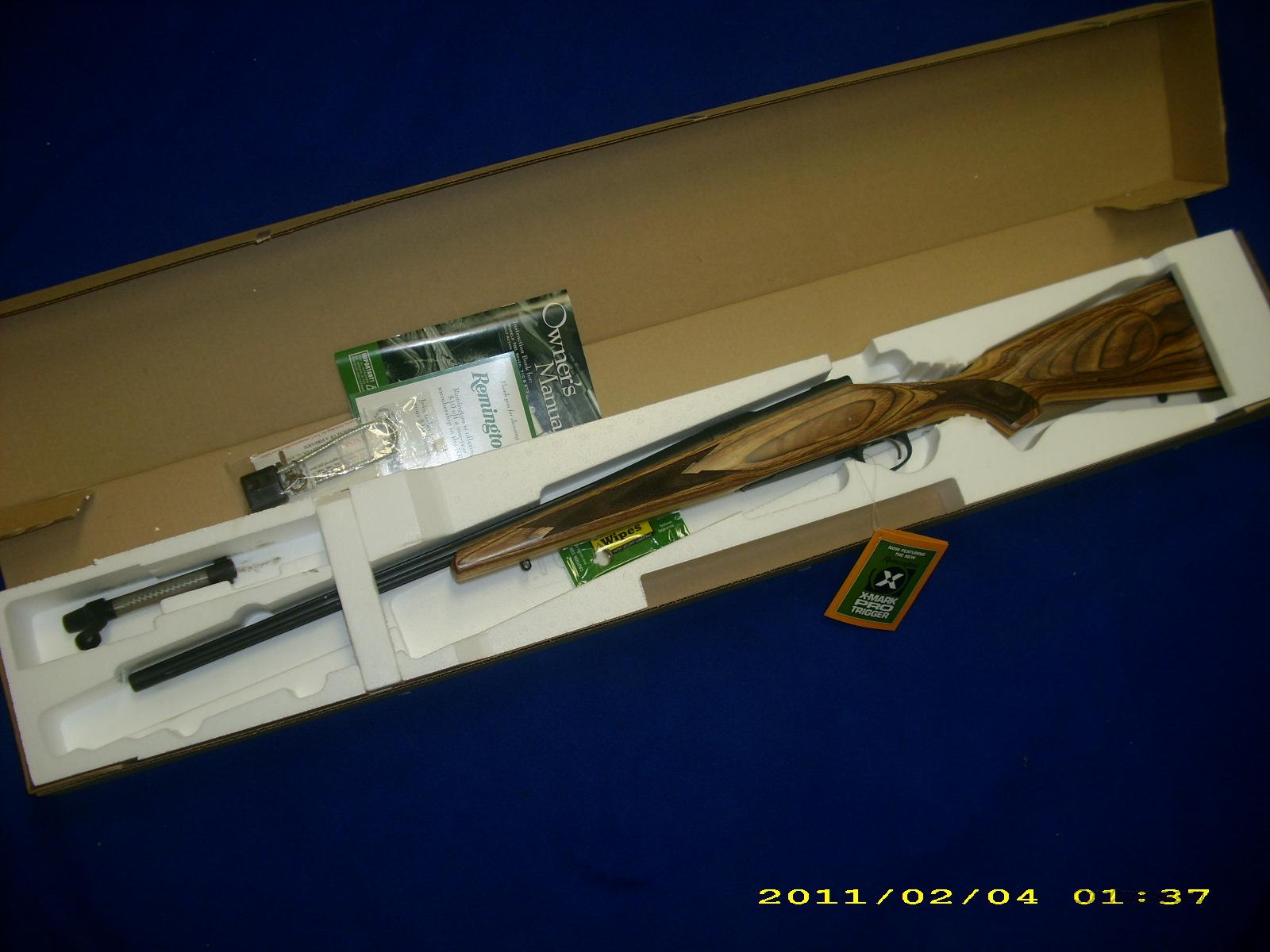 Remginton Model Seven Whitetail Fluted Barrel Comes in 270cal   Guns > Rifles > Remington Rifles - Modern > Model 700 > Sporting
