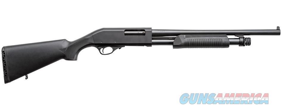 "Charles Daly C6 Pump Action Tactical 12GA 18.5"" 5 Rds 930.118   Guns > Shotguns > Chiappa / Armi Sport Shotguns > Other Lever"
