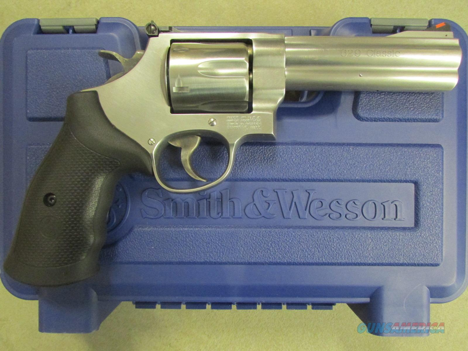 "Smith & Wesson Model 629 Classic  5"" Barrel .44 Rem. Magnum 163636  Guns > Pistols > Smith & Wesson Revolvers > Model 629"